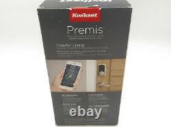 Kwikset Premis Traditional Arched Touchscreen Keyless Entry Smart Lock