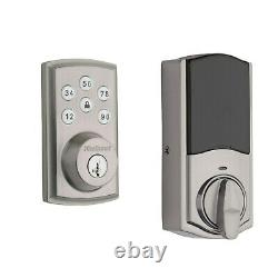 Kwikset SMARTCODE 888 Z-Wave Electronic Smart Door Lock Keyless Entry SALE