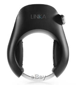 LINKA LEO Ultimate Smart Bike Lock-Smartphone Keyless Access GPS Auto Unlocking