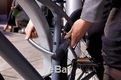Lattis Ellipse Keyless Smart Bike Lock With Theft Detection