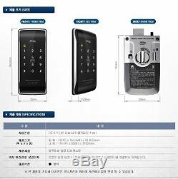 Milre MI-450S / Keyless Lock Smart Digital Doorlock / Electrical Appliances EU