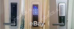 Milre MI-6000S Keyless Digital Door Lock Smart Electronic Security Entry 2Way