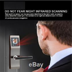 NEW Best-selling Face recognition Smart Door Lock Home Keyless Lock Fingerprint
