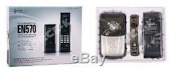 NEW EVERNET EN570-T Keyless Lock Smart Digital Doorlock Passcode+4 IC Keys 2Way