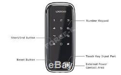 NEW EVERNET LH300-T Smart Digital Door Lock Keyless Electronic Security Entry
