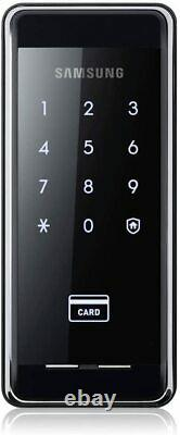 NEW SAMSUNG SHS-2920 Key Less Touch Digital Smart Door Lock with2EA Key-tags