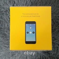 Nest x Yale Touch Smart Door Lock Satin Nickel Keyless Connect Google SEALED