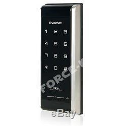 New EVERNET Keyless Lock EN250-N Smart Digital Doorlock Security Entry Passcode