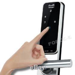 New Gateman ASSA ABLOY Mortise Doorlock RINO Digital Smart Keyless Lock Pin+RFID