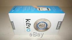 New Kwikset 2nd Gen Kevo Smart Lock with Keyless Bluetooth Touch 99250-202