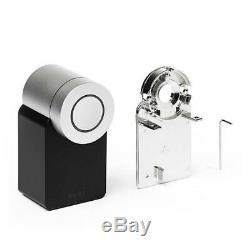 Nuki Smart Home Keyless Lock 2.0 Electronic/Bluetooth/Wireless with Door Sensor