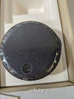 OPEN August Wi-Fi Smart Lock Newest Model 4th Gen Black Wireless Entry Returned