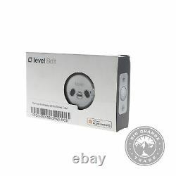OPEN BOX Level Bolt Invisible Smart Lock Keyless Entry Bluetooth Deadbolt