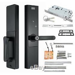 Optical Fingerprint Smart Electronic Door Lock Keyless Intelligent Touch Q