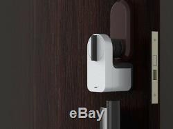 Qrio Smart Lock Keyless Home Door With smart Phone Q-SL1 EMS Japan