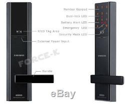 SAMSUNG Ezon SHP-DH540 Smart Digital Doolock Keyless Lock Mortise Passcode+RFID
