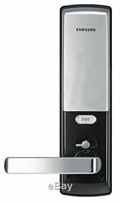 SAMSUNG Keyless Handle Touch Bluetooth Digital IOT Door Lock SHP-DH520 Key-tag