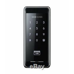 SAMSUNG SHS-2920 Keyless Touch Digital Smart Door Lock w 2 Key Tags Entry System
