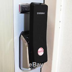 SAMSUNG SHS-P520 Ezon Digital Smart Keyless Door lock Push Inside Pull Outside