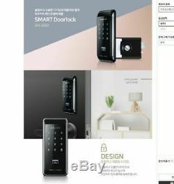 Samsung SHS-2920 Smart Digital Security Premium Keyless Door Lock Home Care RU