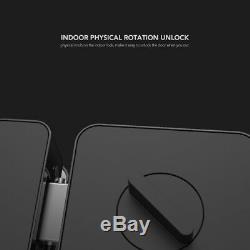 Sherlock Fingerprint Lock Smart Lock Door Lock Keyless Bluetooth APP Remote F1