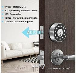 Sifely Deadbolt, Keyless Entry Door Lock, Smart Lock, Replace Keys With Codes