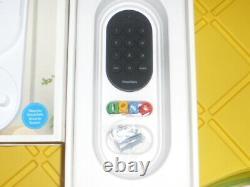 SimpliSafe Door Locked Smart Lock Easy Entry Include Pin Pad No Key Needed NEW