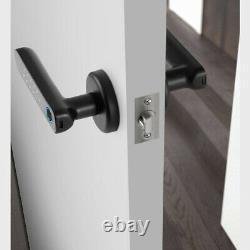 Smart 4 In 1 Keyless Security Electronic Unlock Lock Door Lock Fit App Code Home