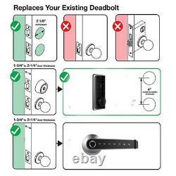 Smart BT-Door Lock Keyless Password Home APP Card Amazon Alexa Google Home BRO