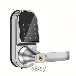 Smart Bluetooth Door Lock Keyless Entry Keyless Entry for Home Office Front Door