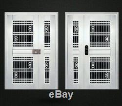 Smart Digital Door Lock Code Keyless Electronic Keypad Security Entry Password