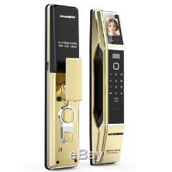 Smart Digital Electronic Door Lock Fingerprint Touch Password Keyless Keypad OO