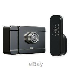 Smart Digital Electronic Fingerprint Door Lock Touch Password Keyless Keypad