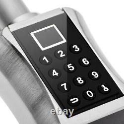 Smart Digital Fingerprint Door Lock Anti-theft Touch Password Keyless Keypad 100
