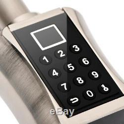 Smart Digital Fingerprint Door Lock Touch Password Lock Keyless Keypad For Home