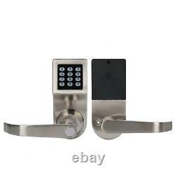 Smart Electronic Digital Door Lock Keyless Keypad Security Entry Door Lock