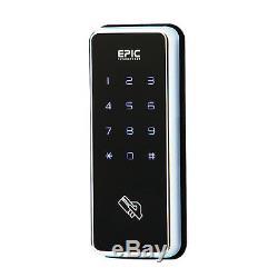 Smart Electronic Keyless Password Code Door Lock Digital Security