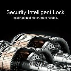 Smart Home Door Fingerprint Lock Security Home Keyless Password Safety Lock