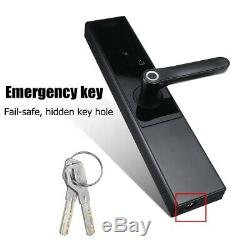 Smart Home Keyless Lock Intelligent Fingerprint Door Lock YYJ085 Password Work