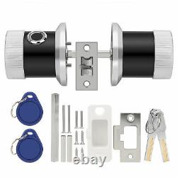 Smart Keyless Door Lock Security Electronic Password Bluetooth APP Fingerprint