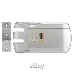 Smart WiFi Remote Control Door Lock Wireless Invisible Keyless Touching Lock Hot