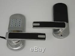 Smart Z-Wave Kepad Lock Home Automation Keyless entry Door IOT device