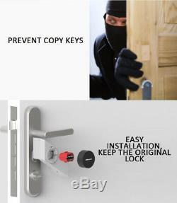 Smart lock Sherlock lock Door Lock Home Keyless Lock (No Fingerprint)