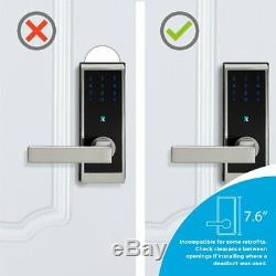 TurboLock TL-100 Bluetooth Smart Lock in-App Monitoring Unlimited eKeys Keyless