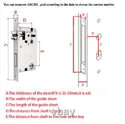 Tuya APP Smart Door Lock Keyless Electronic Security Fingerprint sensor For Home