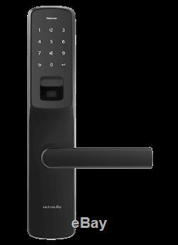 Ultraloq Fingerprint Bluetooth Wifi Keyless Smart Door Lock UL300