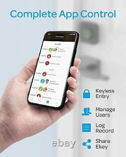 Ultraloq U-Bolt Pro Smart Lock Keyless Entry Door Lock Deadbolt Lock Edition