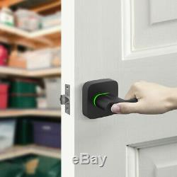 Ultraloq UL1 Digital Electronic Fingerprint Bluetooth RFID Keyless Smart Lock