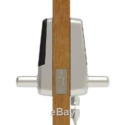 Ultraloq UL3 BT Fingerprint Touchscreen Keyless Smart Door Lock Aged Bronze