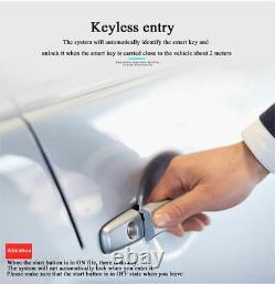 Universal Car Remote Central Kit Door Lock Vehicle Keyless Entry System 12V